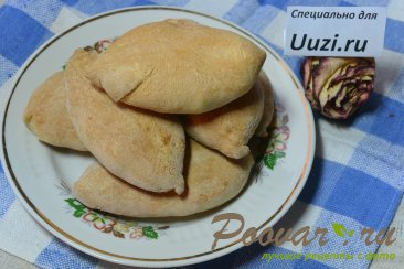Пирожки с капустой Шаг 6 (картинка)