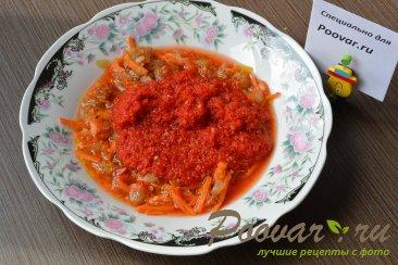 Белая фасоль в томатном соусе Шаг 3 (картинка)