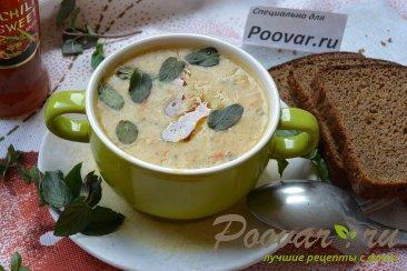 Гороховый суп-пюре Изображение