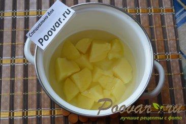 Гороховый суп-пюре Шаг 2 (картинка)