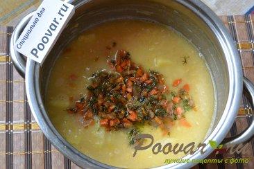 Гороховый суп-пюре Шаг 5 (картинка)