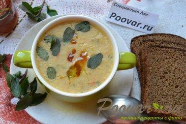Гороховый суп-пюре Шаг 7 (картинка)