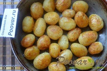 Молодая картошка с укропом Шаг 3 (картинка)