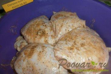 Куриные бёдра запечённые в духовке Шаг 5 (картинка)