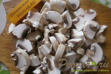 Постная перловая каша с грибами Шаг 6 (картинка)