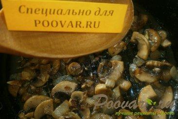 Постная перловая каша с грибами Шаг 7 (картинка)