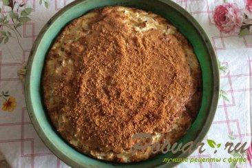 Заливной пирог с капустой Шаг 5 (картинка)