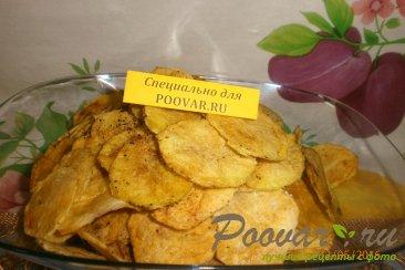Домашние картофельные чипсы Изображение