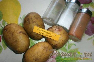 Домашние картофельные чипсы Шаг 1 (картинка)