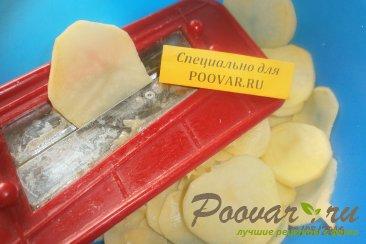 Домашние картофельные чипсы Шаг 2 (картинка)