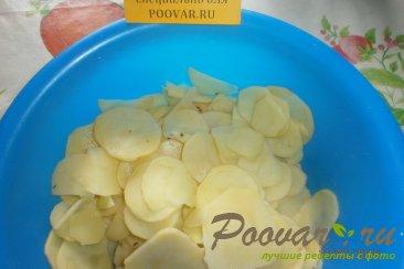 Домашние картофельные чипсы Шаг 3 (картинка)