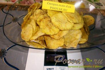 Домашние картофельные чипсы Шаг 8 (картинка)