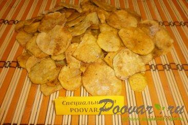 Домашние картофельные чипсы Шаг 9 (картинка)