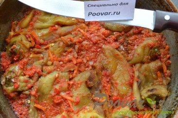 Жареный перец в томатном соусе Шаг 6 (картинка)