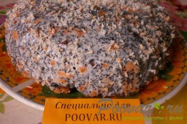Торт из крекера без выпечки Шаг 9 (картинка)