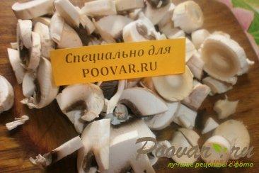 Жаркое из сердечек и печени с грибами Шаг 9 (картинка)