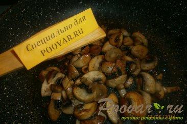 Жаркое из сердечек и печени с грибами Шаг 10 (картинка)