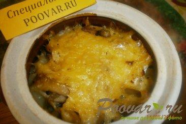 Жаркое из сердечек и печени с грибами Шаг 13 (картинка)
