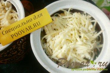Жаркое из сердечек и печени с грибами Шаг 12 (картинка)
