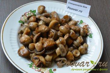 Жаренные грибы Шаг 2 (картинка)