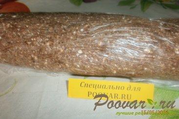 Творожно-шоколадный десерт с бананом Шаг 8 (картинка)