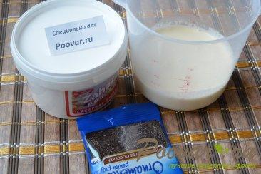 Клубника со сливками и шоколадом Шаг 2 (картинка)
