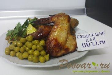 Куриные крылья с картошкой в духовке Шаг 4 (картинка)