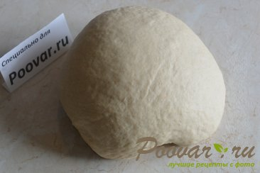 Тесто для пиццы Шаг 5 (картинка)