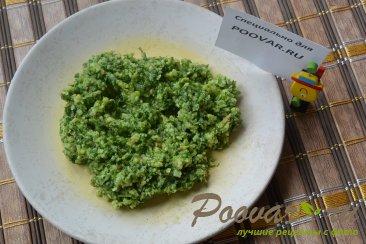 Песто - соус с базиликом Шаг 3 (картинка)