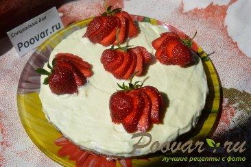 Пирог с клубникой Шаг 8 (картинка)
