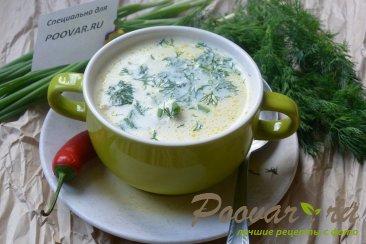 куриный суп с грибами со сливками рецепт
