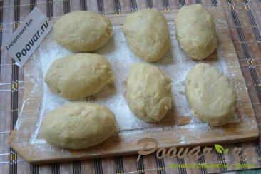 Картофельные зразы с куриной печенью Шаг 7 (картинка)