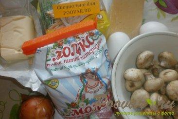 Овсяные булочки с грибами Шаг 1 (картинка)