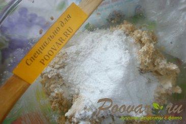Овсяные булочки с грибами Шаг 7 (картинка)