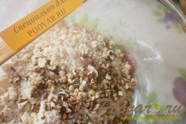 Овсяный пирог с яблоками и ягодами Шаг 3 (картинка)