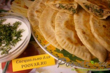 Кутабы-азербайджанские лепёшки Изображение