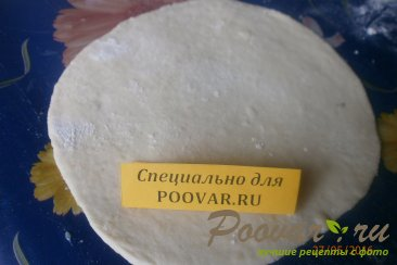 Кутабы-азербайджанские лепёшки Шаг 14 (картинка)