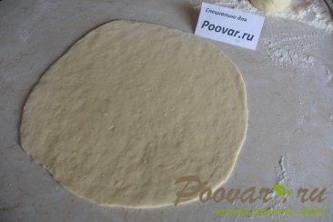 Осетинские лепешки с картофелем и сыром Шаг 7 (картинка)