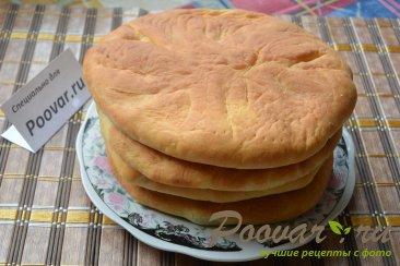 Осетинские лепешки с картофелем и сыром Шаг 11 (картинка)