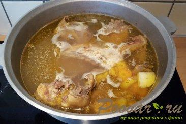 Куриный суп с домашней лапшой Шаг 3 (картинка)