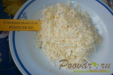 Чебуреки с сыром из слоёного теста Шаг 2 (картинка)