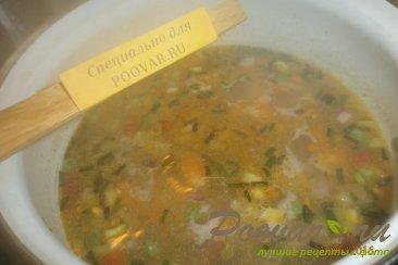 Суп из куриных сердечек Шаг 7 (картинка)
