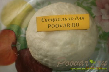 Тесто для чебуреков Изображение