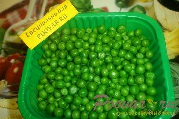 Заморозка зелёного горошка на зиму Изображение