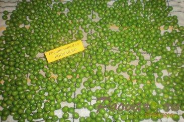 Заморозка зелёного горошка на зиму Шаг 7 (картинка)
