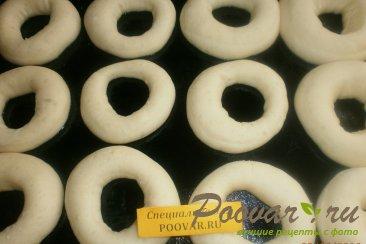 Кольца в шоколадной глазури Шаг 9 (картинка)