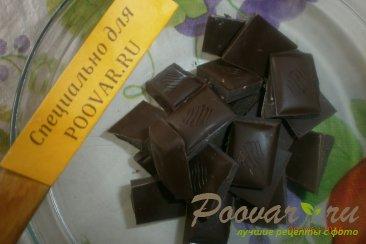 Кольца в шоколадной глазури Шаг 11 (картинка)