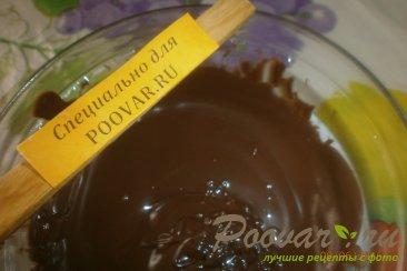 Кольца в шоколадной глазури Шаг 12 (картинка)