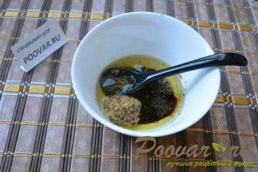 Салат с авокадо и зеленым горошком Шаг 4 (картинка)