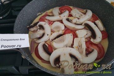 Пицца на сковороде за 5 минут Шаг 8 (картинка)